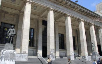 Biblioteca Nacional Montevideo Uruguay
